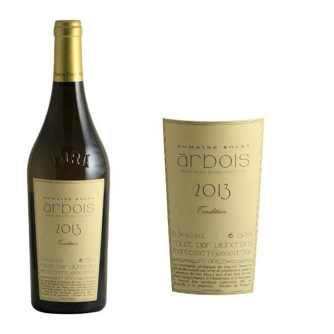 Arbois 'Tradition'  - 1
