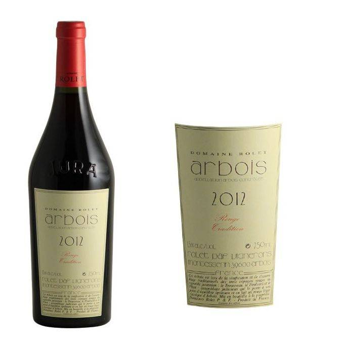 Arbois Rouge 'Tradition'  - 1