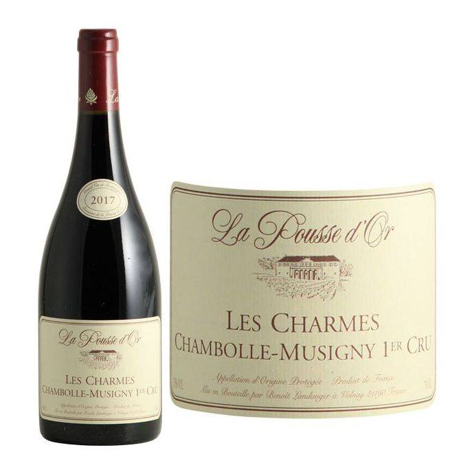Chambolle-Musigny 1er Cru Les Charmes  - 1