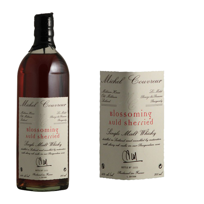 Whisky Blossoming Auld Sherried  - 1