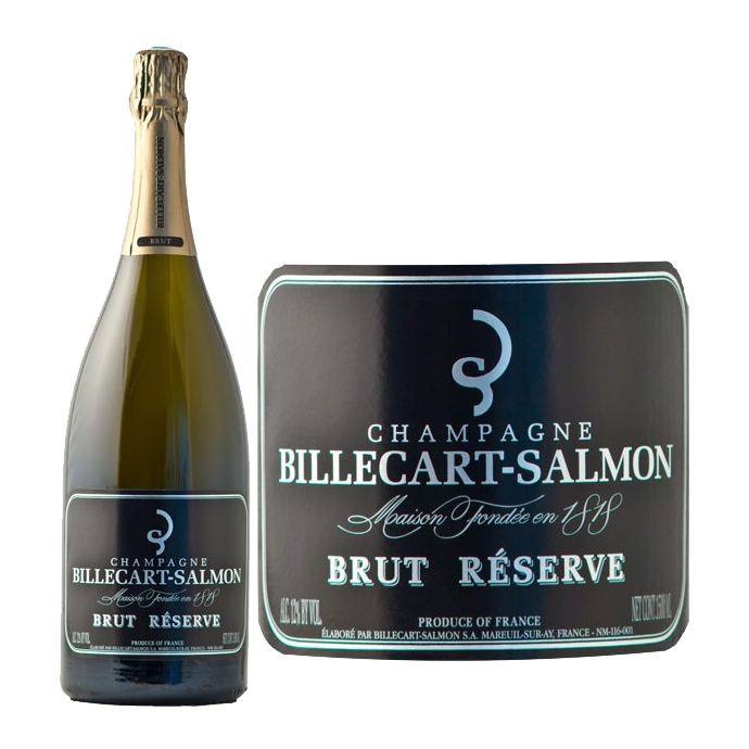 Billecart Salmon Brut Réserve  - 1