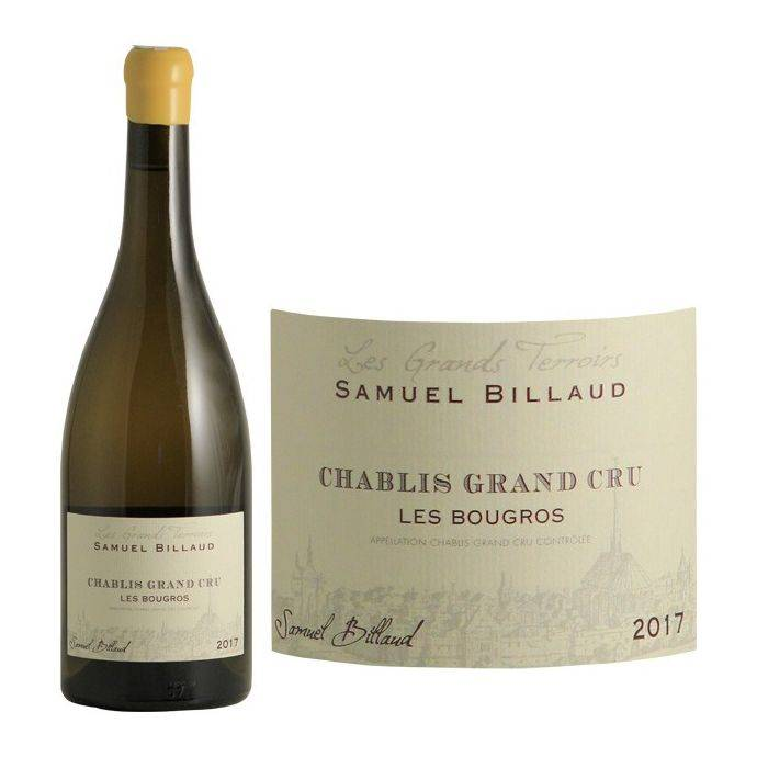 Chablis Grand Cru Bougros Billaud Samuel - 1